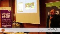 Markus Raivio – Sosiaaliset innovaatiot, kokeilukulttuuri ja toipumisorientaatio