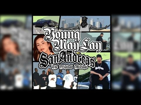 Клип Young Maylay - San Andreas Freestyle