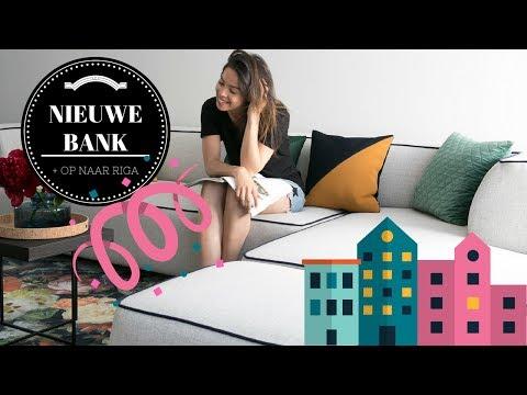 De BANK is binnen + RIGA! VLOG #30