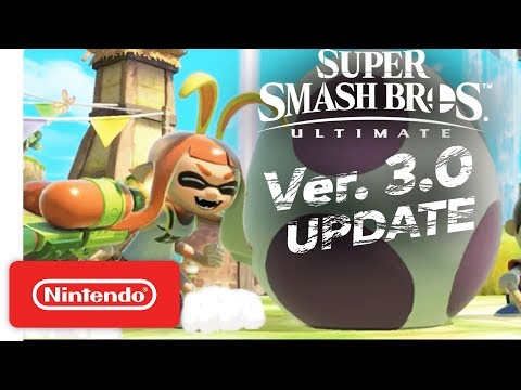 Super Smash Bros. Ultimate - The ULTIMATE Spring Update - Nintendo Direct 2.13.2019 thumbnail