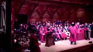 2011 Harvard GSAS Statistics Department Ph.D. Graduation