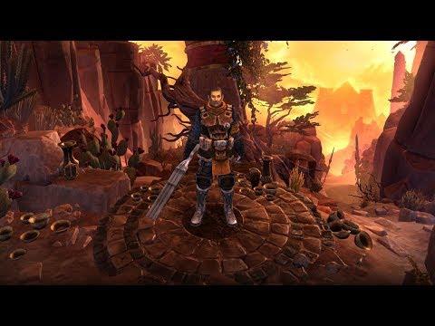 Grim Dawn [Build] 2H Ranged Fire Purifier - Justicar Guard