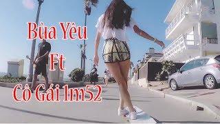 Nosntop Bùa Yêu - Ngắm Hoa Lệ Rơi - Cô Gái 1m52 Remix | Việt Mix Hay Nhất 2018