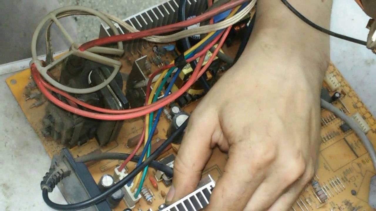 Микросхема кадровой развертки телевизора фото 434