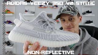 yeezy 350 v2 non static