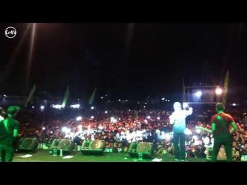 Letto - Sandaran Hati - Live
