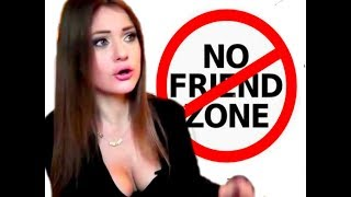NO MORE FRIEND-ZONE. How a man can make a friend into a lover.