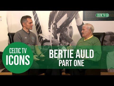 Celtic FC - ICONS: Bertie Auld (Part 1)