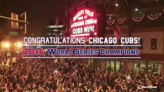 Chicago Cubs World Series Champs Celebration at Wrigley Field