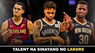 Magsasayang nanaman ba ng Young TALENTS itong Lakers?   Na-Trade, Nag Move-on MALAKAS na ngayon!