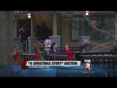 """A Christmas Story"" house auction"