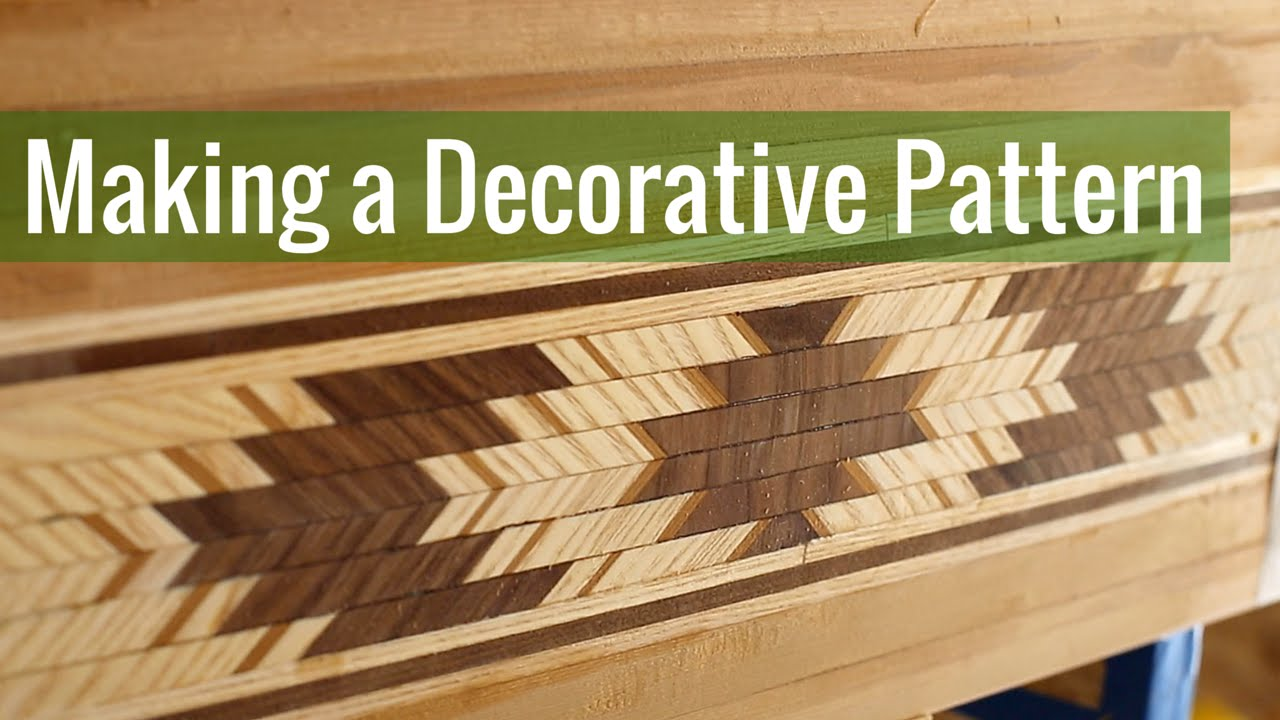 Making A Decorative Pattern Ep 5