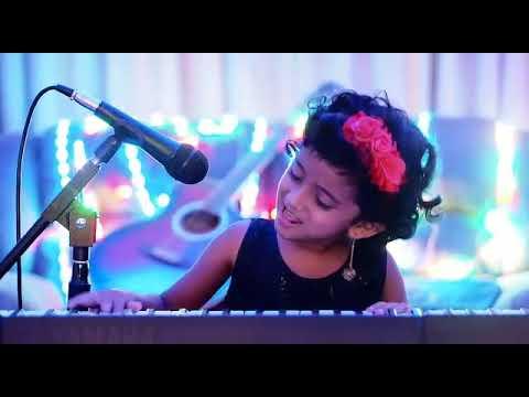 Cute girl | cute voice | Gulaebaghavali | Guleba song | sokama sokama