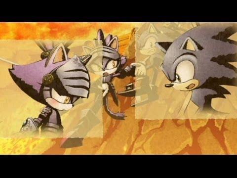 Sonic and the Black Knight - All Cutscenes [HD]