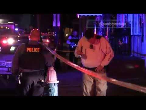 Burlingon Shooting sends one to trauma center