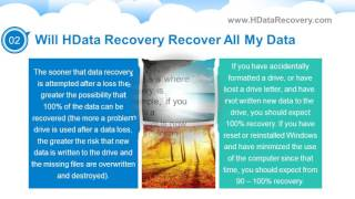 Hard Drive Data Recovery Software Recover Lost Files in 3 Steps