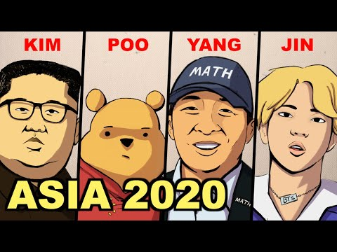 These Events Will Happen in Asia in 2020 (part 1)