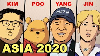 These Events Will Happen in Asia in 2020
