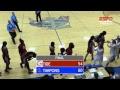 Minden Crimson tide at South Lafourche Tarpons (Girls Basketball Playoff 3rd Round)