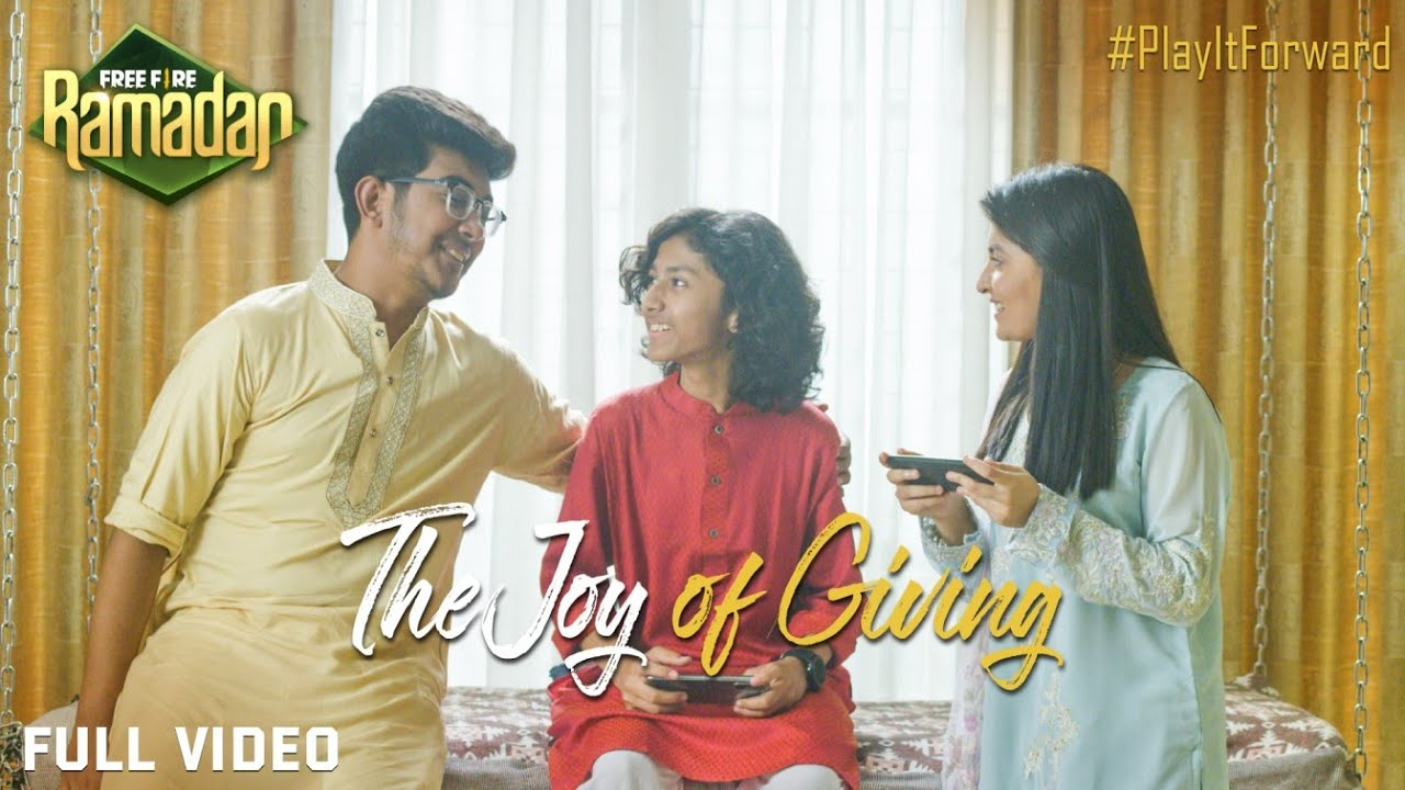 The Joy Of Giving | Eid Special Short-Film | Garena Free Fire