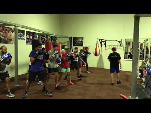 Beginner Fitness Boxing Class - Kings Boxing Gym