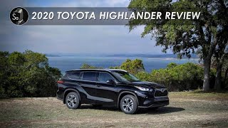 2020-toyota-highlander-review-a-long-term-commitment