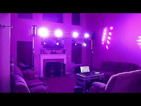 Virtual DJ Cue Points Linked to Sunlite Suite 2 DMX Lighting Cues