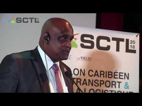 Dr. Fritz PINNOCK Tendances de la logistique mondiale : Opportunités pour une Caraïbe intégrée