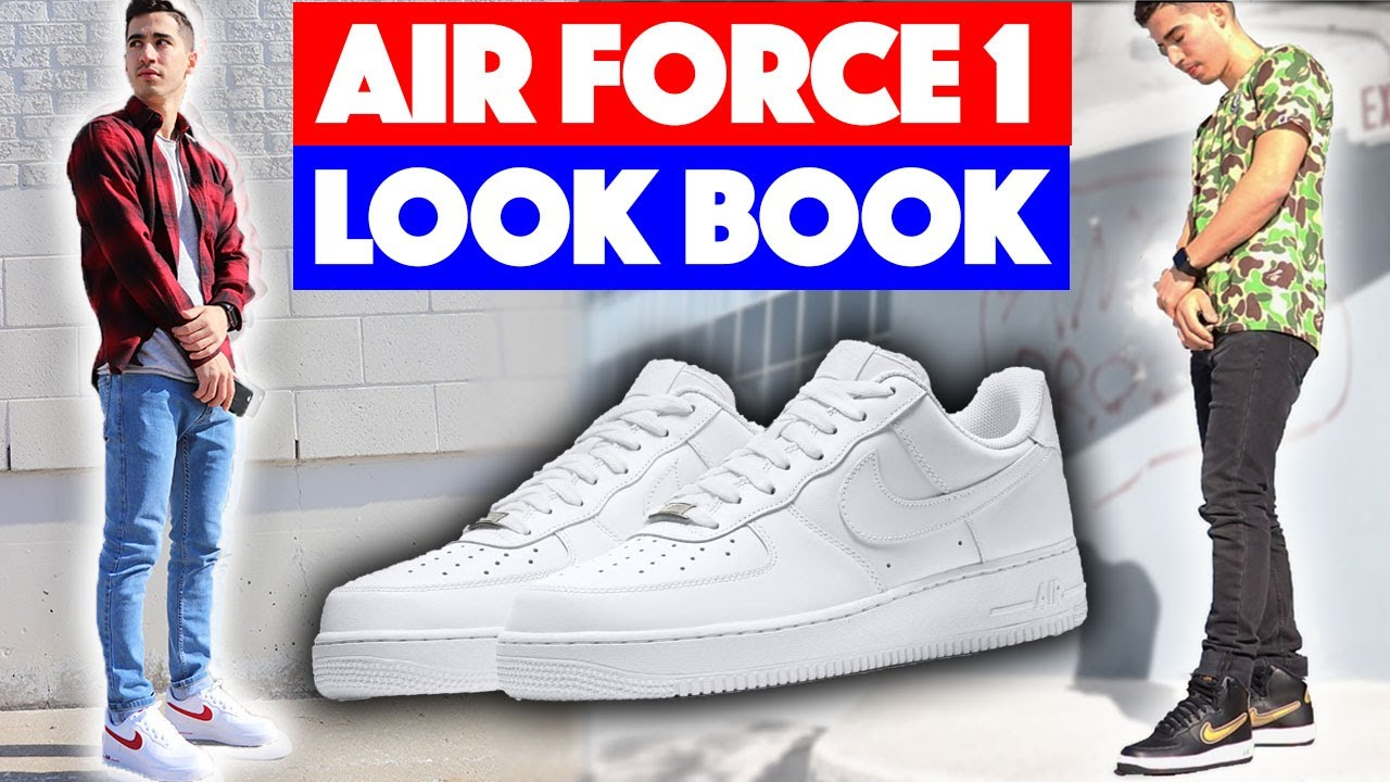 outfits air force 1