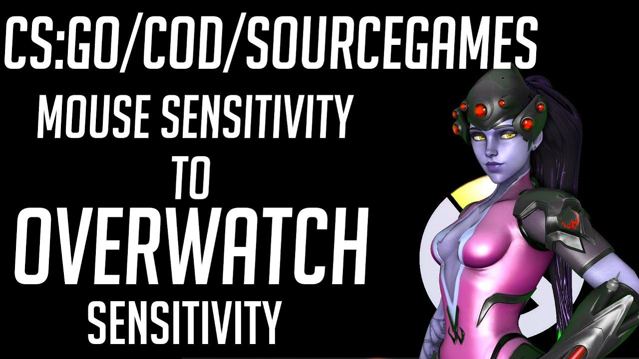 Play - Forums - Convert your exact CS:GO Mouse Sensitivity