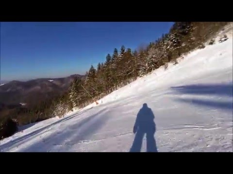 Skiing in Slovakia - Salamandra Resort (Síelés Szlovákiában)