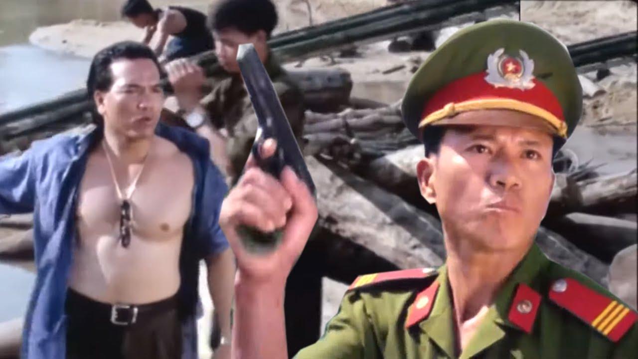 Phim Cảnh Sát Hình Sự Việt Nam 2020 Hay Nhất | Đại Ca Lâm Tặc | Phim Hành Động Võ Thuật 2020 - video