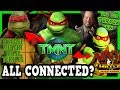 Is The Ninja Turtles 1990 OG Trilogy, TMNT 2007 Movie & The Next Mutation CONNECTED?