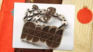 Learn How To Make Your Own Wooden Jewelry