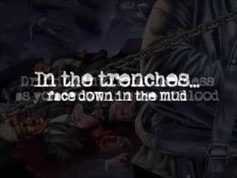 "Hell's Domain ""In The Trenches..."" Official Lyric video"
