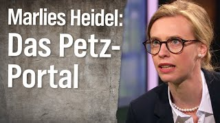 Ehring im Gespräch mit Marlies Heidel (AfD-MdB): Das Petz-Portal