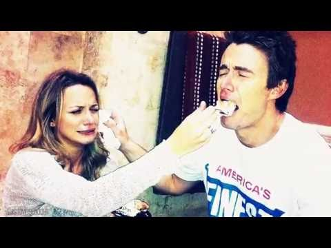 Shantel VanSanten & Robert Buckley CLINN