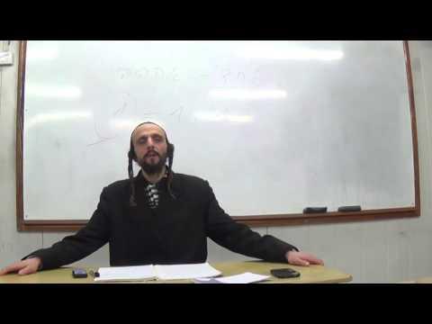 הרב אסף בילר - התבוננות של נתינה