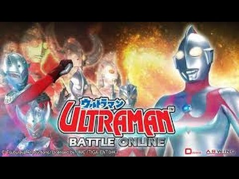 Ultraman Battle Online Ios Android Gameplay Trailer Youtube