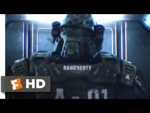Starship Troopers: Invasion (2012) - Rescue Mission Scene (1/10) | Movieclips