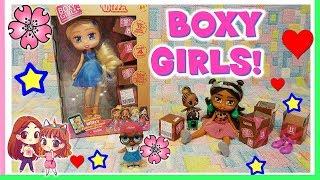 BOXY GIRLS, arriva WILLA...troveremo sua FIGLIA?!! by Lara e Babou