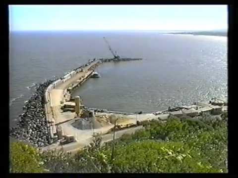 Ampliación Puerto de Piriápolis | Parte 03 | www.ricardosolucionesdigitales.com