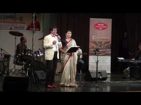 Tu Is Tarah Se Meri Zindagi Mein ..by Khalid Baig (Pak singer with wife)