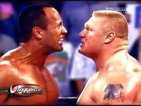 Brock Lesnar vs The Rock Wrestlemania 30 MAJOR DETAILS ...