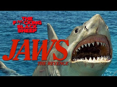 JAWS: THE REVENGE  The F*cking Black Sheep 1987 Michael Caine, Lorraine Gary