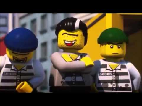 Lego City Episodes 1 2 And 3