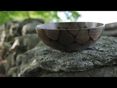 Stone Wall Inspired Bowl
