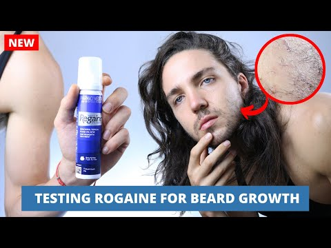 testing-rogaine-for-beard-growth---rogaine-reviews