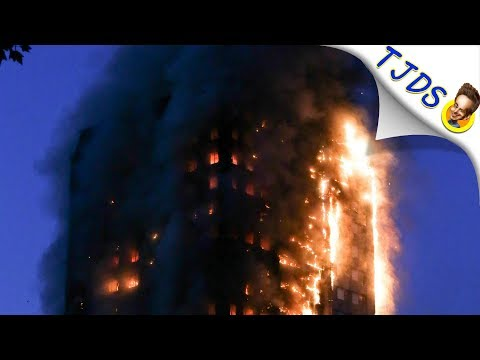 How Neoliberalism Caused The Grenfell Tower Fire