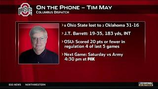 Tim May Talks Ohio State Football